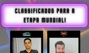 Brasileiros garantem vagas em mundial de Street Fighter V