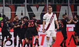 Com gol de Giroud, Milan vence o Torino e dispara na liderança do Campeonato Italiano