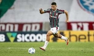 André destaca importância de duelo entre Fluminense e Santos: 'Nossa briga por uma vaga na Libertadores'