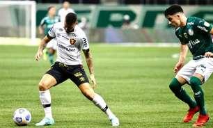 Após reação, Sport coleciona resultados negativos no Brasileirão
