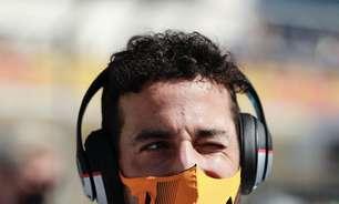 Ricciardo debocha de crítica de Sainz no GP dos EUA de F1