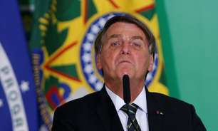 Bolsonaro abandona entrevista após pergunta sobre filhos