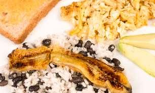 Arroz com feijão também é prato popular na Costa Rica
