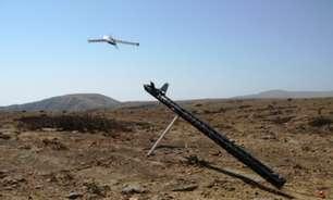 Aviões não tripulados auxiliam na agricultura de precisão