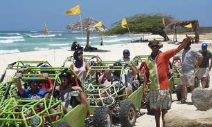 Há 23 anos em Aruba, brasileira abre nicho no turismo