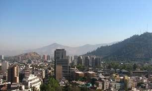 Berço de Santiago, montanha tem vista privilegiada da cidade