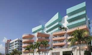 Colorido e geometria fazem de Miami um museu do art-déco