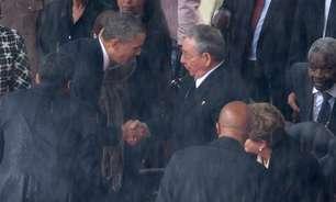 Fidel elogia Mandela e revela o que Raúl Castro falou a Obama