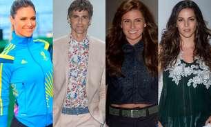 Fashion Rio: 3º dia traz Fernanda Lima e trio de 'Em Família'