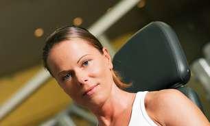 Musculação em excesso pode causar varizes