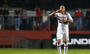 L. Fabiano tem oferta do Cruz Azul e pode deixar São Paulo