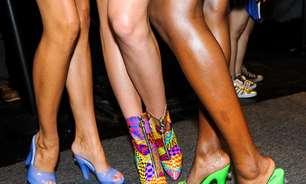Estilista Jeremy Scott lança Melissa na Semana de Moda de NY
