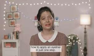 Indiana que sobreviveu a ataque com ácido vai desfilar na Semana de Moda de NY