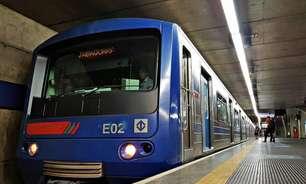 Mulher é morta a marretadas em estação de metrô em SP