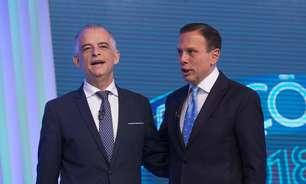 Márcio França defende Alckmin e provoca Doria
