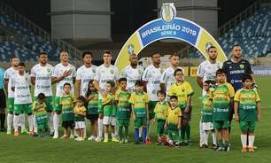 Ocorrido pela 1ª vez na Série B, jogo com W.O. não é raro no futebol brasileiro