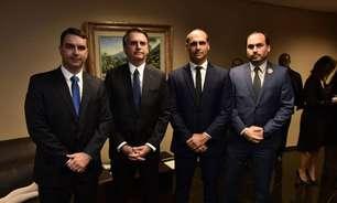 CPI deve pedir indiciamento de três filhos de Bolsonaro