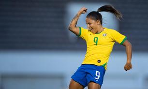 Cristiane faz dois e Seleção Brasileira feminina goleia México