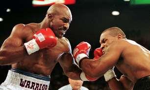 Holyfield aquece rumores sobre nova luta contra Tyson