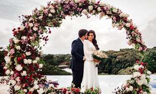 Noivos contam como foi reformular o casamento na pandemia