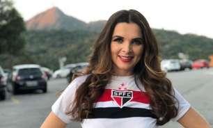 Luiza Ambiel esnobou Romário e Renato Gaúcho; e encantou Neymar