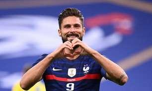 Milan contrata atacante Giroud, campeão mundial com a França