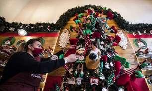 Por alta da covid, famílias cancelam planos de Natal