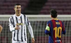 Barcelona tem plano para juntar Messi e CR7, diz jornal