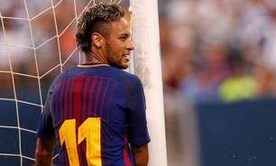 Barcelona assina acordo com Neymar e encerra processos