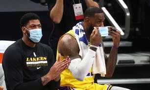 Dos favoritos, só Lakers e Heat não estão ainda nos playoffs