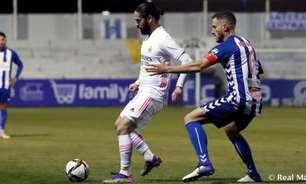 Real Madrid dá vexame e é eliminado por time da 3ª divisão