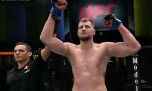 Volkov nocauteia e encerra boa fase de Overeem no UFC Vegas