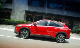 Toyota atropela rivais e termina em 2º lugar nas vendas