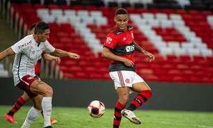 Bragantino vai pagar R$ 22 milhões ao Flamengo por Natan