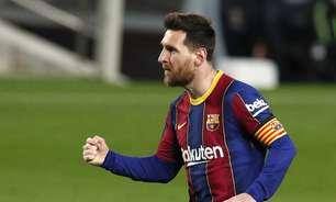 Messi é homenageado no seu 34º aniversário pelo Barcelona