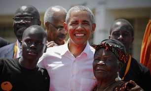 'Avó' de Obama morre aos 99 anos de idade no Quênia