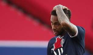 Neymar no PSG: 4 Champions Leagues, 4 decepções