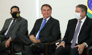 """Mourão nega renúncia e diz que segue no governo """"até o fim"""""""