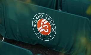 Roland Garros é adiado em meio a crise de covid-19