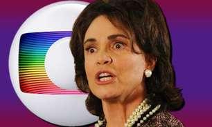 Globo mostra Regina Duarte após 'esconder' atriz duas vezes