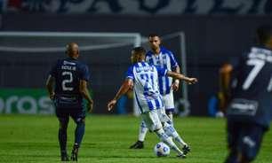 Remo supera CSA nos pênaltis e avança para terceira fase da Copa do Brasil