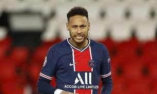 Neymar dá adeus à Bola de Ouro de 2021