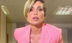 Trend: Flávia Alessandra mistura blazer e bermuda no Porchat