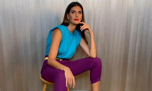 Isabella Fiorentino ensina 2 looks com color blocking