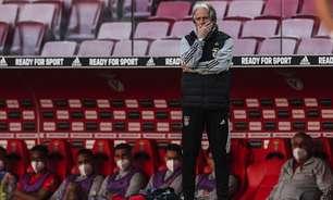 Em casa, Benfica perde para o Gil Vicente, que encerra invencibilidade de sete jogos do time de Jorge Jesus