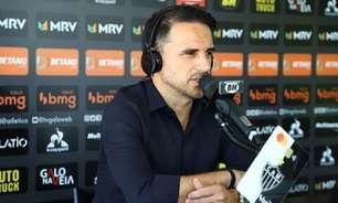 Com apenas 4 meses de Galo, Rodrigo Caetano é procurado pelo Grêmio