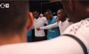 Xavier utiliza conversa com Jô para motivar jovens do Corinthians: 'Vamos abraçar essa oportunidade'