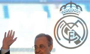Presidente do Real Madrid, Florentino Pérez fala sobre Superliga: 'Fizemos isso para salvar o futebol'