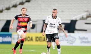 Mancini elogia Luan após sequência pelo Corinthians: 'Mostrou que pode ser um atleta diferente'