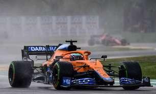 Ricciardo abre caminho para Norris em Ímola, mas afirma: 'Engoli meu orgulho'